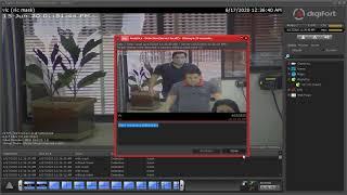 IPXAnalytics - Detecção de Máscaras com Digifort