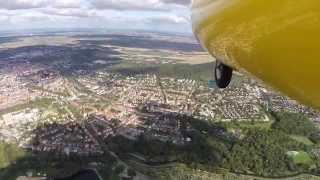 Rundflug über Hildesheim