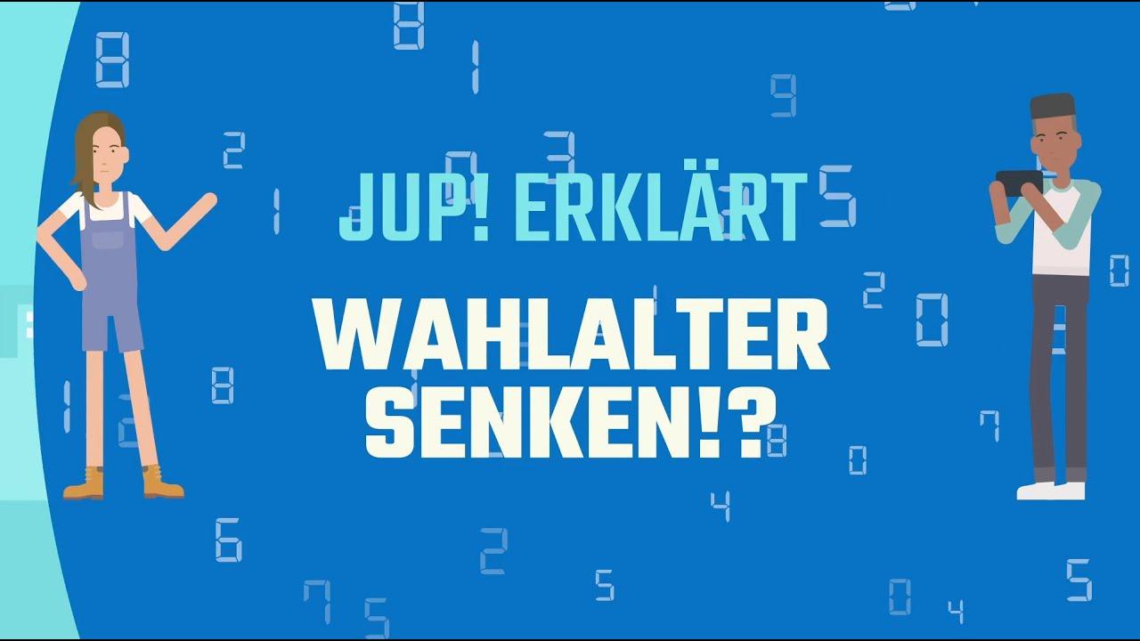 jup Berlin erklärt: Wahlalter
