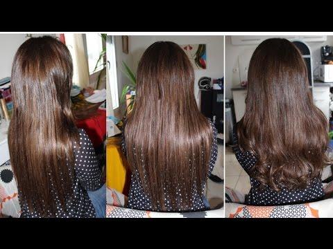 Célèbre avant après extensions de cheveux a froid elite extensions - YouTube FL92