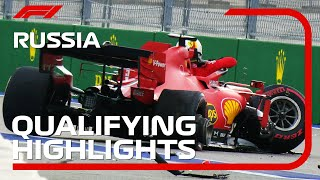 2020 Russian Grand Prix: Qualifying Highlights
