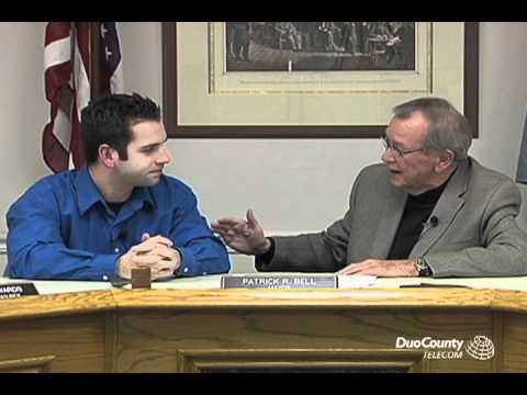 Columbia, KY's Mayor, Patrick Bell's, Final Interview