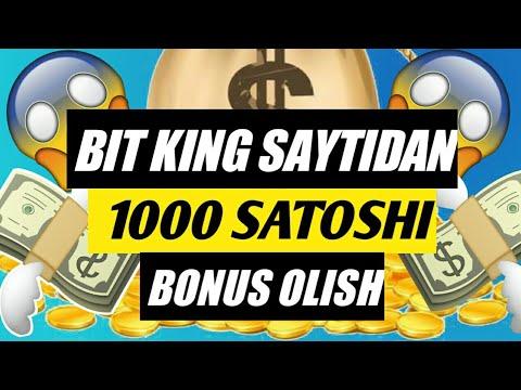 BIT KING || BIT KING YANGI BITCOIN KRAN
