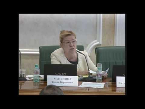 Комитет СФ проголосовал за то, чтобы подставить Путина, против - одна Мизулина