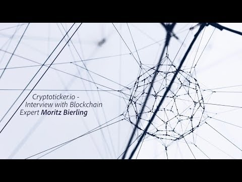Curiosity Talk: Blockchain Expert Moritz Bierling