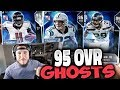 MILLION COIN GHOST CARDS!! I WANT THEM ALL - MADDEN 19 PACK OPENING