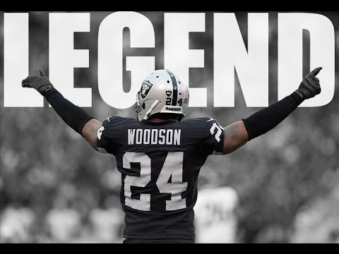 "Charles Woodson Tribute    ""Legend"" ᴴᴰ"