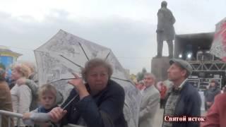 На поле танки грохотали   Павел Уханов в Одинцово 2015