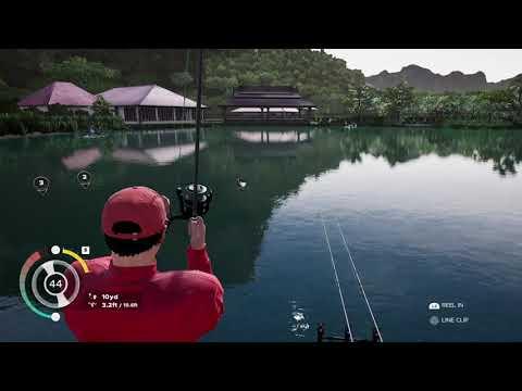 Fishing Sim World-Gillhams-DFL Match Series.  