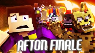 """GOING BACK"" FNAF 6 Minecraft Music Video 