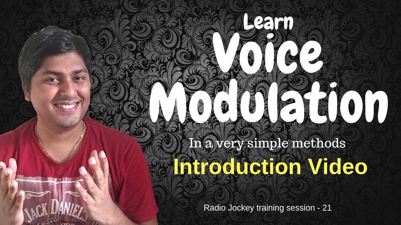 Voice Modulation Techniques in hindi - Voice Modulaton training hindi ( Session - 21)