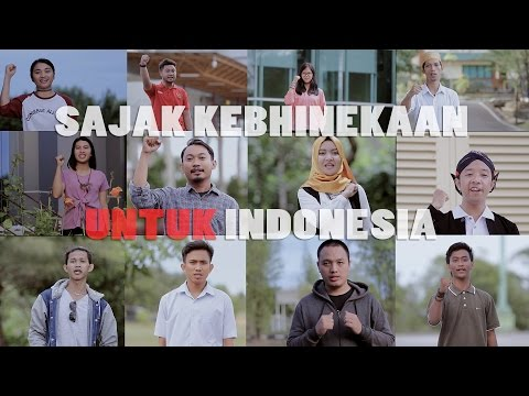 SAJAK KEBHINEKAAN UNTUK INDONESIA - By CAMP (TARAKAN KALIMANTAN UTARA)