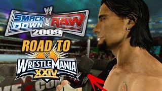 "WWE Smackdown vs Raw 2009 - Ep 4 - ""PIPEBOMB!!"""