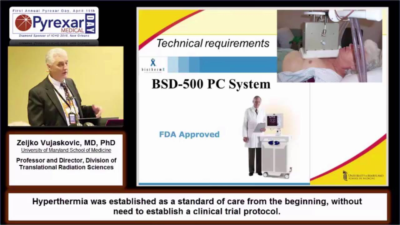 BSD-500 Hyperthermia System at University of Maryland