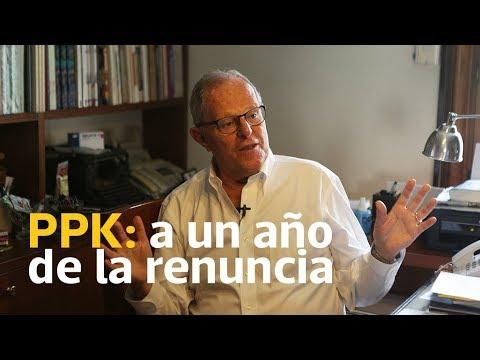 PPK: a un año de la renuncia