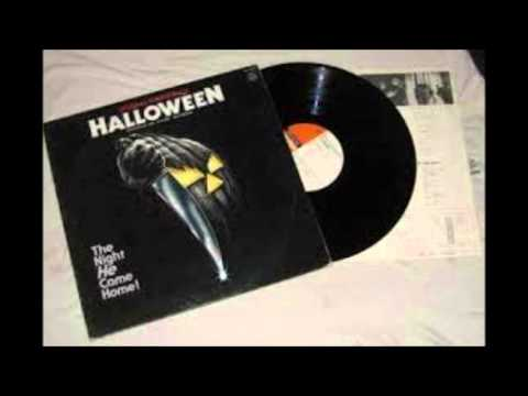 HALLOWEEN SOUNDTRACK RARE JAPAN ISSUE