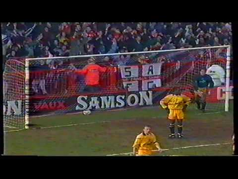 1995-96 Sunderland 3 Derby County 0 - 09/03/1996