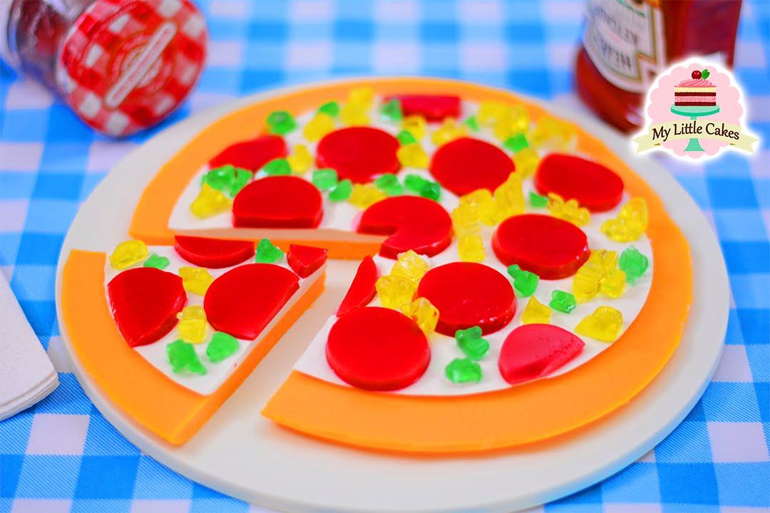 Make A Pizza Cake