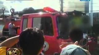 Youscoop: Sunog Sa Danao, Cebu