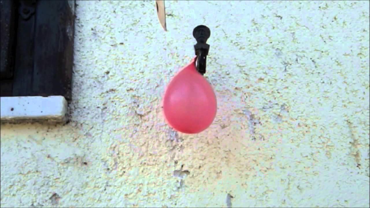 Slow Motion - Palloncini Dacqua Water Balloon Hd - Youtube-8587
