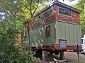 Craftsman Tiny House Has Everything Built-In