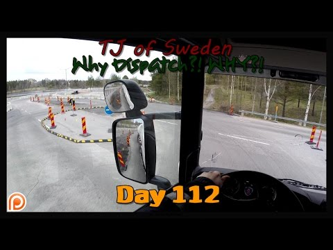 Why Dispatch?! WHY?! - Day 112 - Tanker Trucking