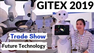 GITEX Technology Week | Global Technology Exhibition 2019