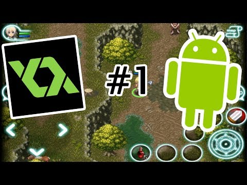 Game Maker Tutorial - Android RPG Tutorial #1 Setup