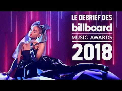 TOUT CE QU'IL S'EST PASSÉ AUX BILLBOARD MUSIC AWARDS 2018!