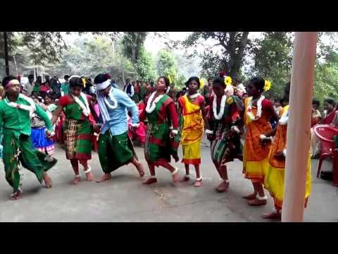 Kherwad Bir Sodey Korba Chhattisgarh 2015 ( Group Dance 3)