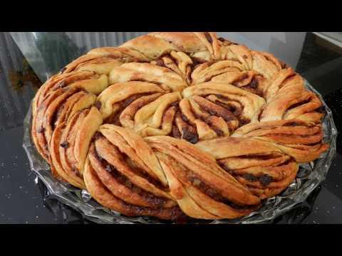 Brown Sugar Cinnamon Butter Bread