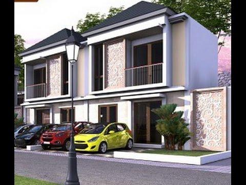 Rumah Townhouse Murah Dijual di Kota Bogor