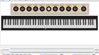 Rolling Stones Fool To Cry Keyboard Lesson Software