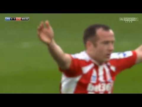 Chelsea vs Stoke City 2-1 Highlights 2015 [ English HD ]