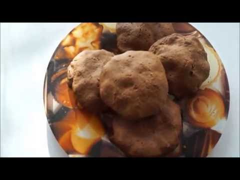 Рецепт Настоящее овсяное печенье/Готовим сами