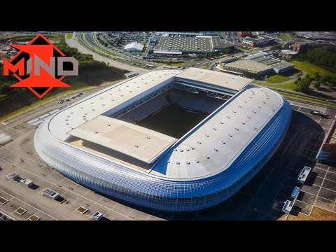 8 Stadion Dengan Atap Bisa Buka Tutup