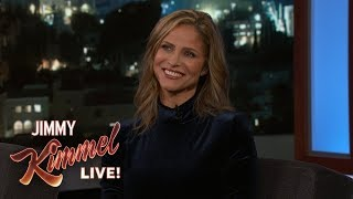 Andrea Savage on Husband