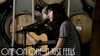 ONE ON ONE: Jihae - It Just Feels June 11th, 2015 City Winery New York