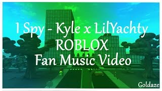 I Spy - Kyle & Lil'Yachty (Roblox Fan Music Video)