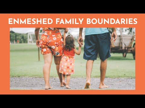 Enmeshed Family Boundaries