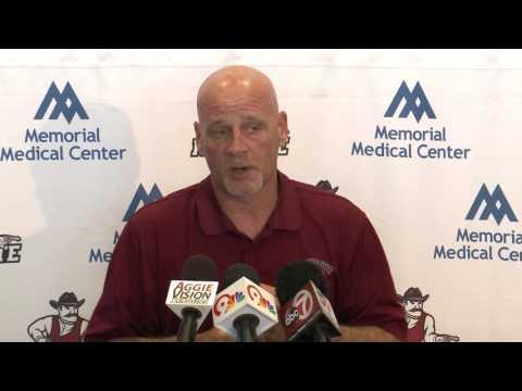 Coach Martin 2017 Signing Day Presser