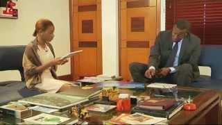 L'INTERVIEW - Oumar Sow - Sénégal