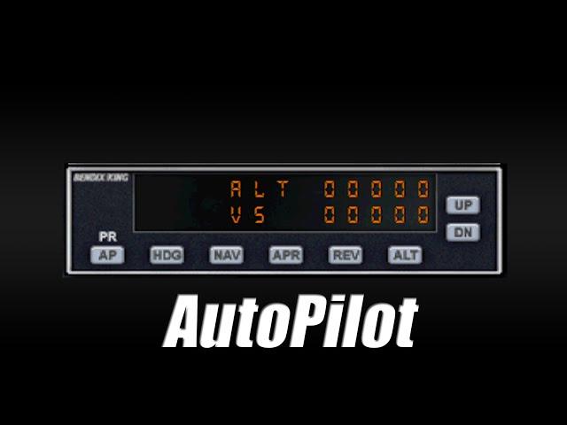 FSX Tutorial: Autopilot