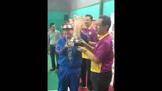 Sabah wins Hari Sukan Negara - bad. KKM,  national