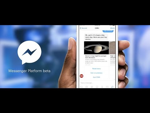How to Make a Facebook Messenger Chat Bot