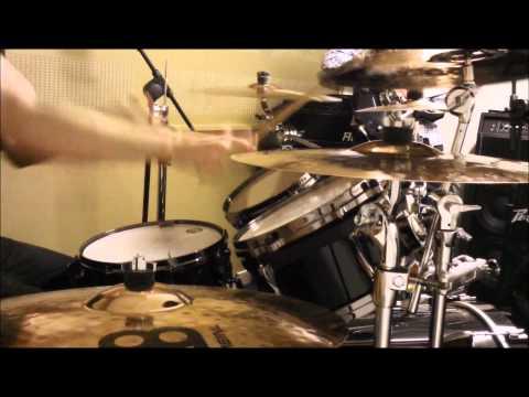 Beyond Sanity - Butcher (drumcam)