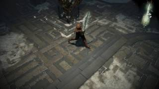 Path of Exile: Pure Light Weapon Effect