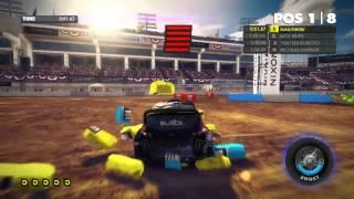 DiRT Showdown - Gameplay