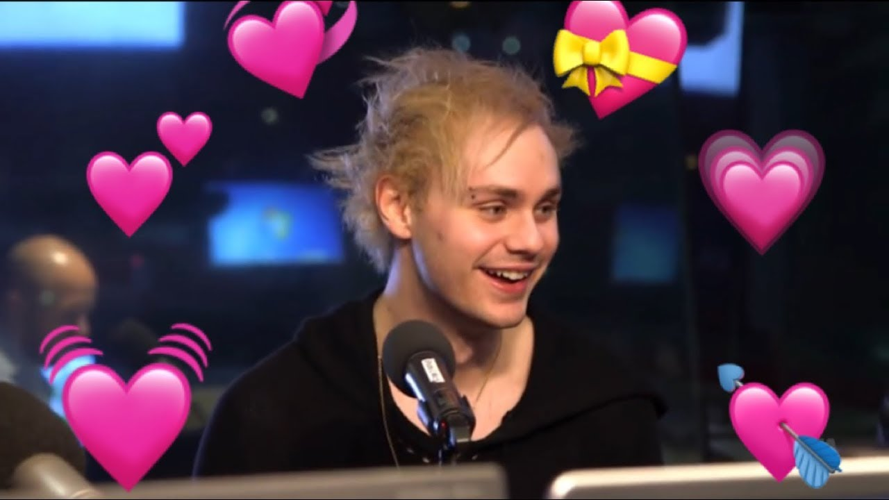 Michael Clifford Smile