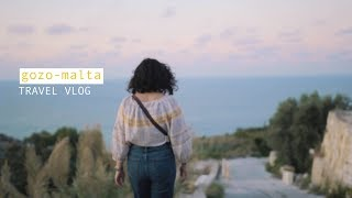 gozo - MALTA travel   vlog 01